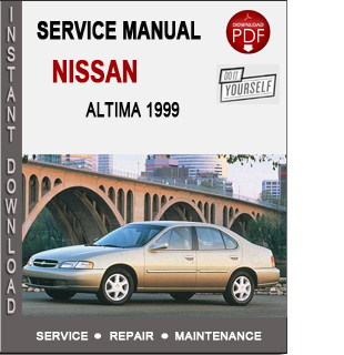 nissan altima 1999 service repair manual download. Black Bedroom Furniture Sets. Home Design Ideas
