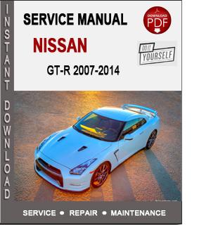 Nissan GT-R 2007-2014