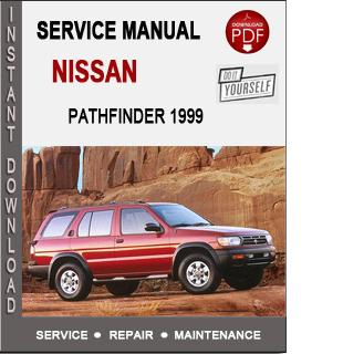 Nissan Pathfinder 1999