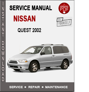 service manual  free online auto service manuals 2005 2005 Nissan Quest Dash 2005 nissan quest service manual