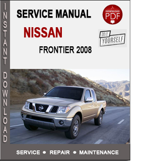 Nissan Frontier 2008