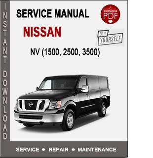 Nissan NV (1500, 2500, 3500)