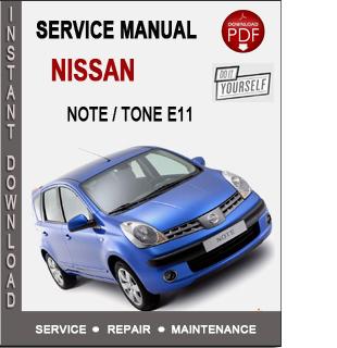 Nissan Note Tone E11