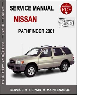 Nissan Pathfinder 2001
