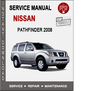 Nissan Pathfinder 2008