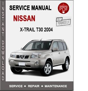Nissan X-trail T30 2004
