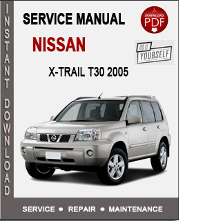 Nissan X-trail T30 2005