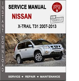 Nissan X-trail T31 2007-2013